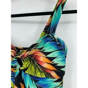 islander Swim - Islander 8 bathing suit one piece aloha palm trees